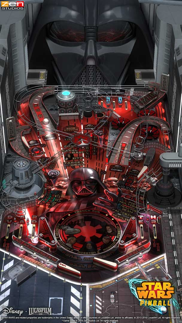 Star Wars Pinball - Screenshot 6