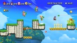 New Super Mario Bros U Deluxe - Screenshot 1