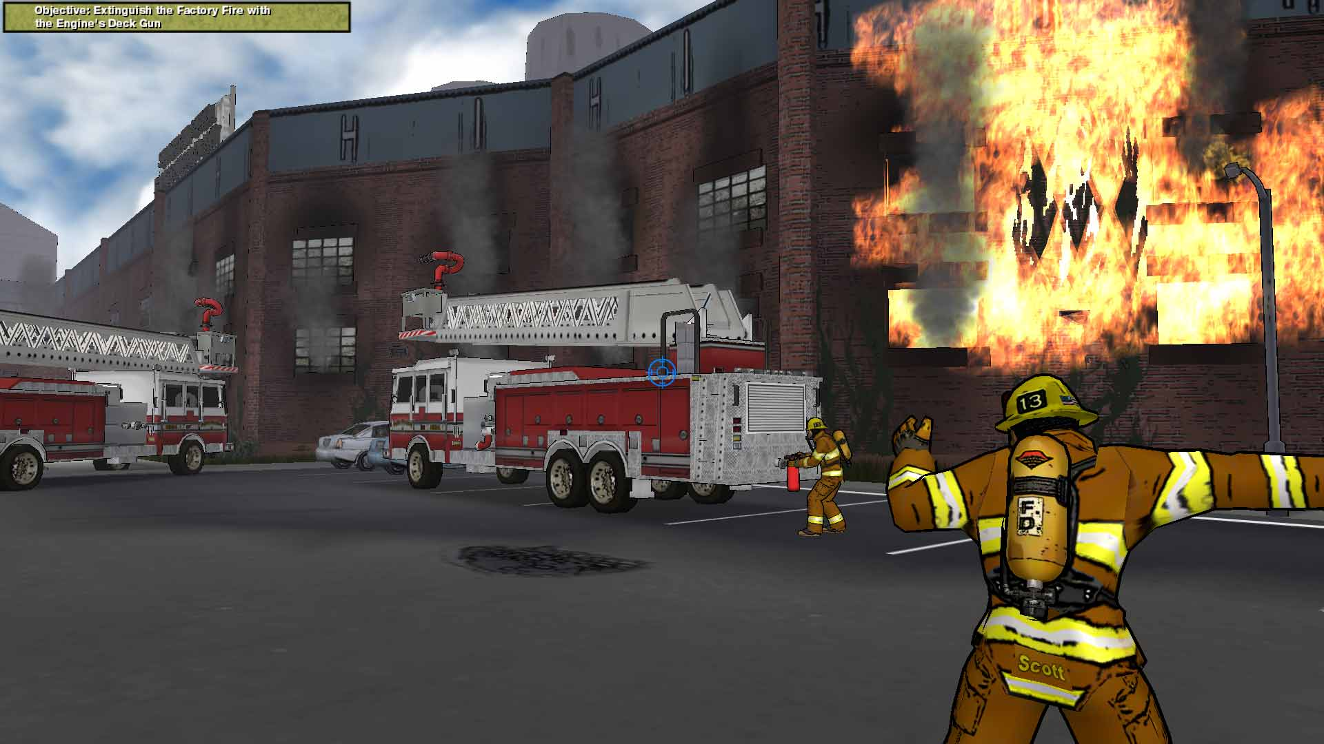 Real Heroes: Firefighter - Screenshot 5