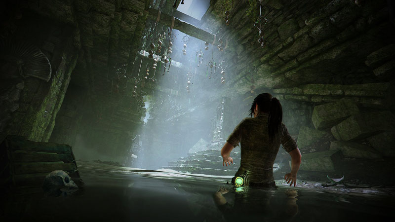 Shadow of the Tomb Raider - Screenshot 1