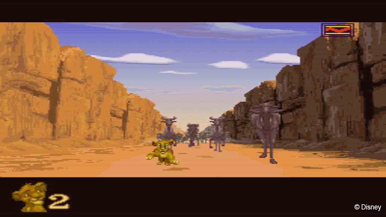 Disney Classic Games – Aladdin and The Lion King - Screenshot 19