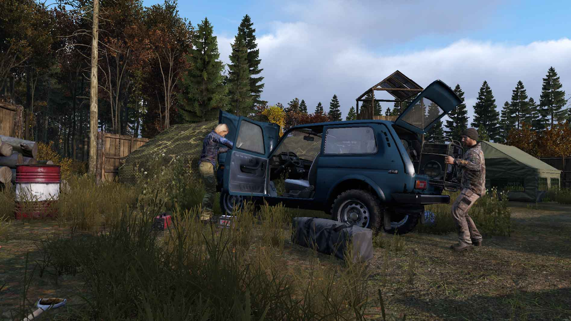 DayZ - Screenshot 1