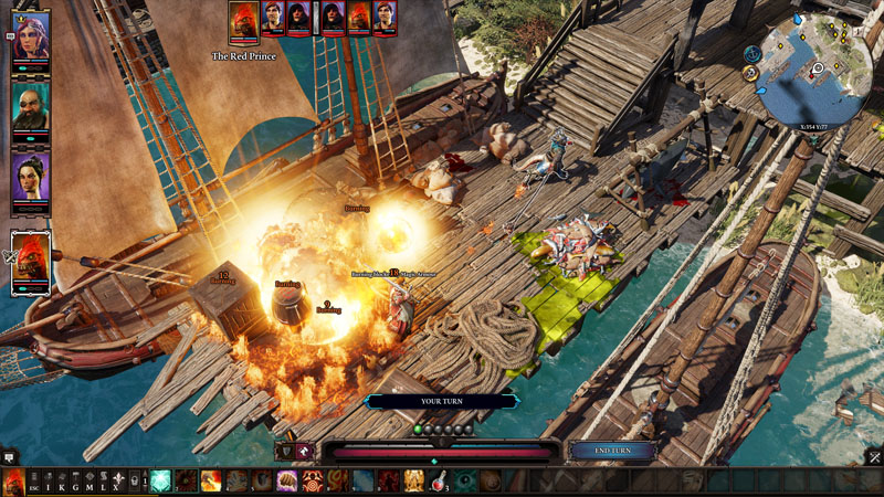 Divinity: Original Sin 2 - Definitive Edition - Screenshot 4