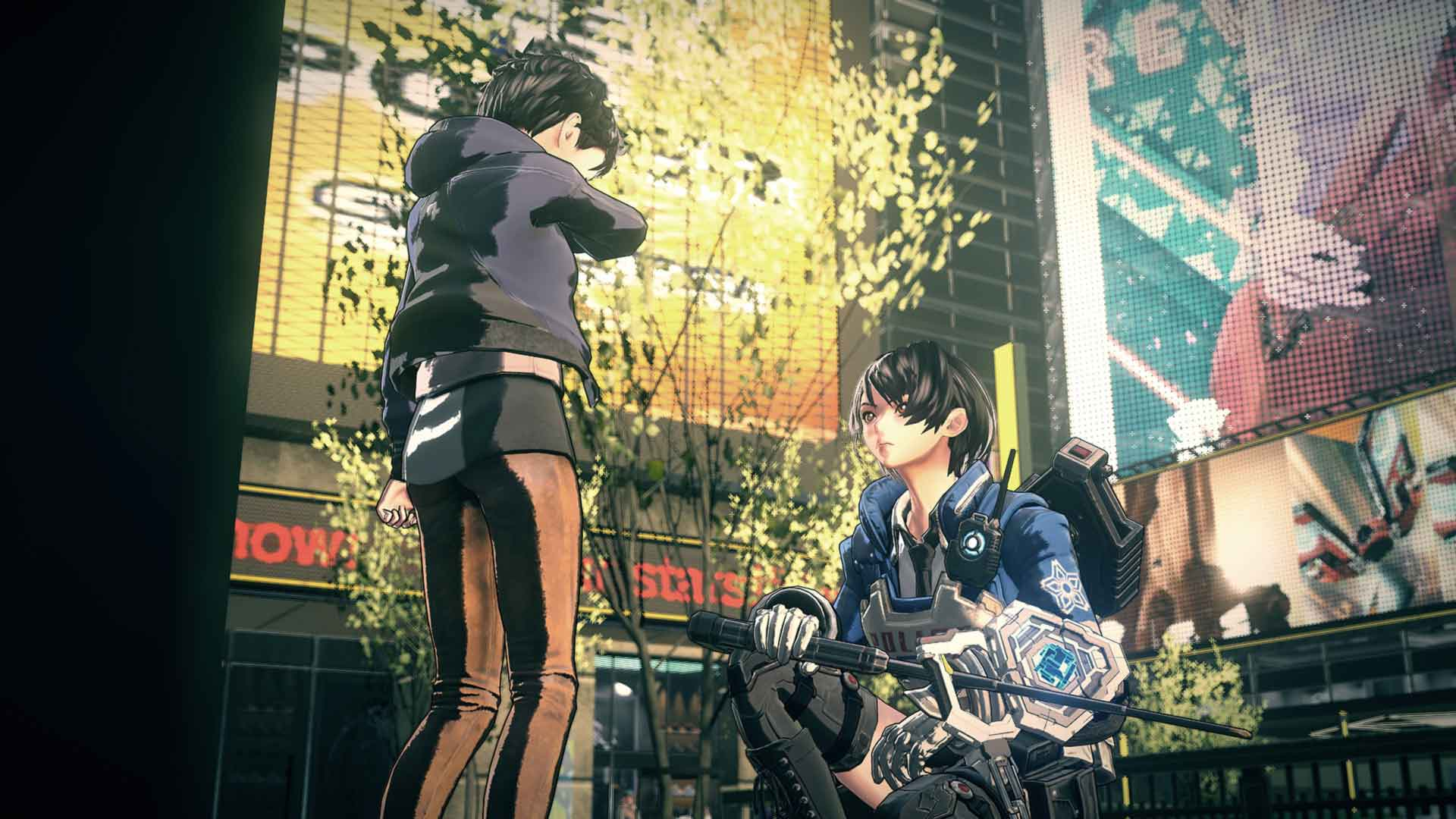 Astral Chain - Screenshot 6