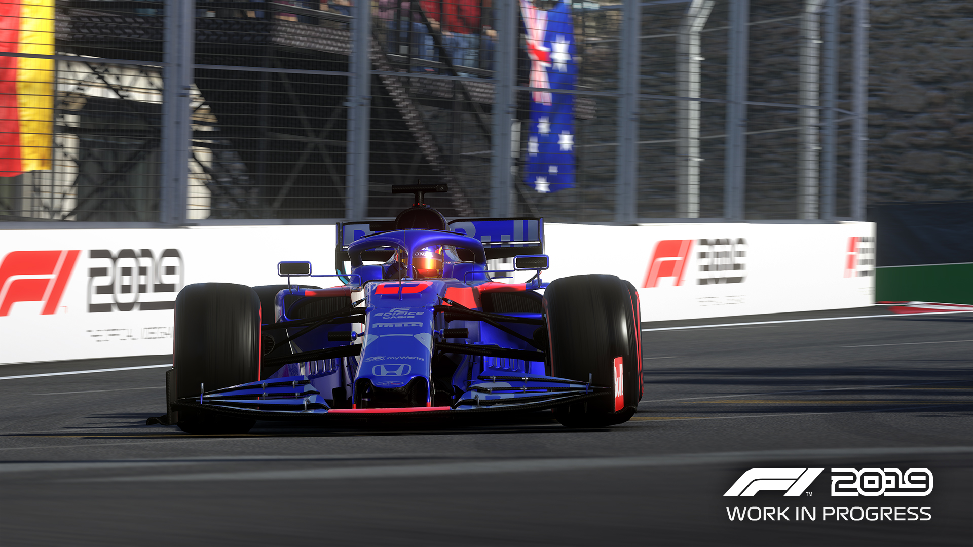 F1 2019 Legends Edition - Screenshot 4