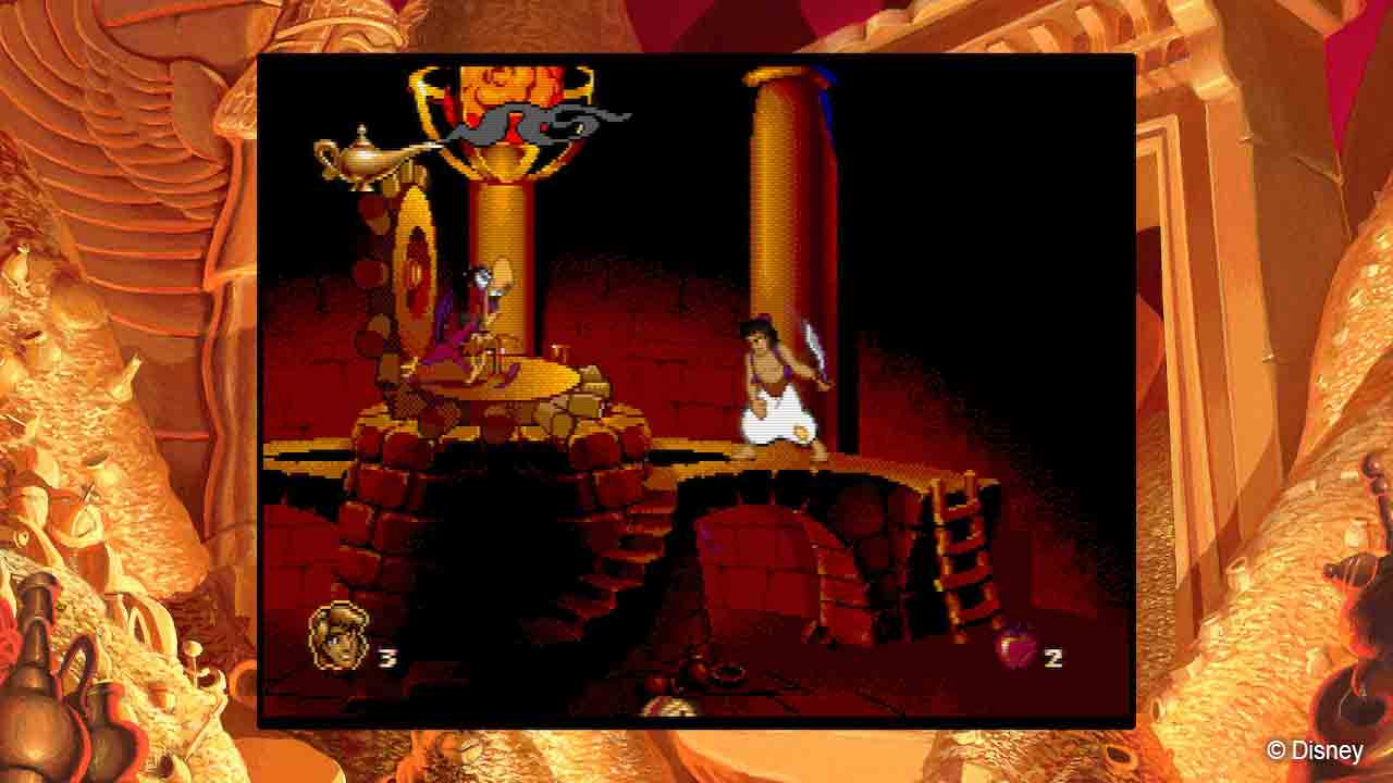 Disney Classic Games – Aladdin and The Lion King - Screenshot 6
