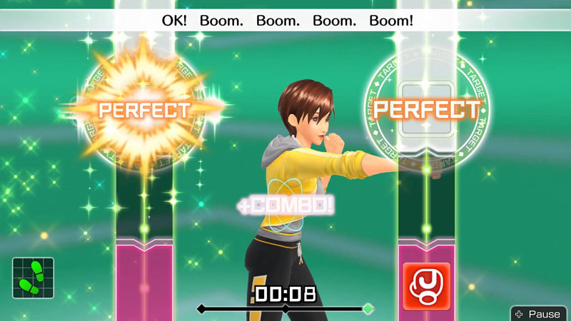 Fitness Boxing - Screenshot 3