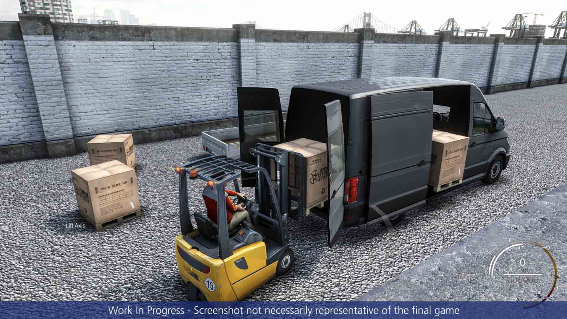 Truck & Logistics Simulator - Screenshot 9