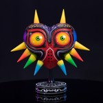 "The Legend Of Zelda - Majora's Mask Collector's Edition 12"" PVC Painted Statue - Screenshot 2"