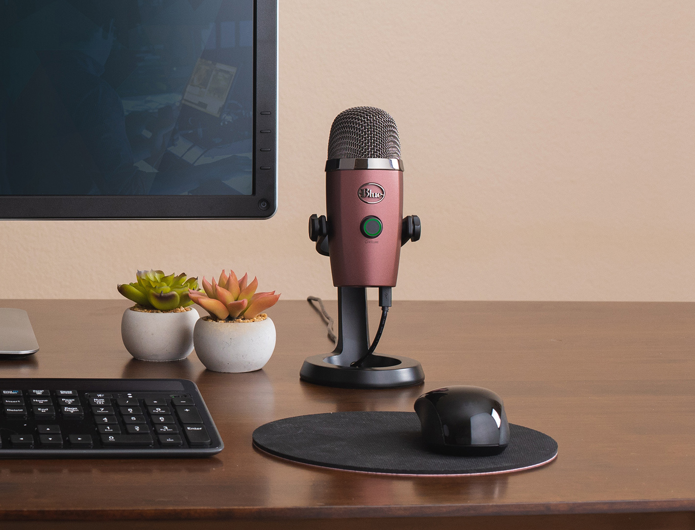Blue Yeti Nano Premium USB Microphone - Red Onyx - Screenshot 3