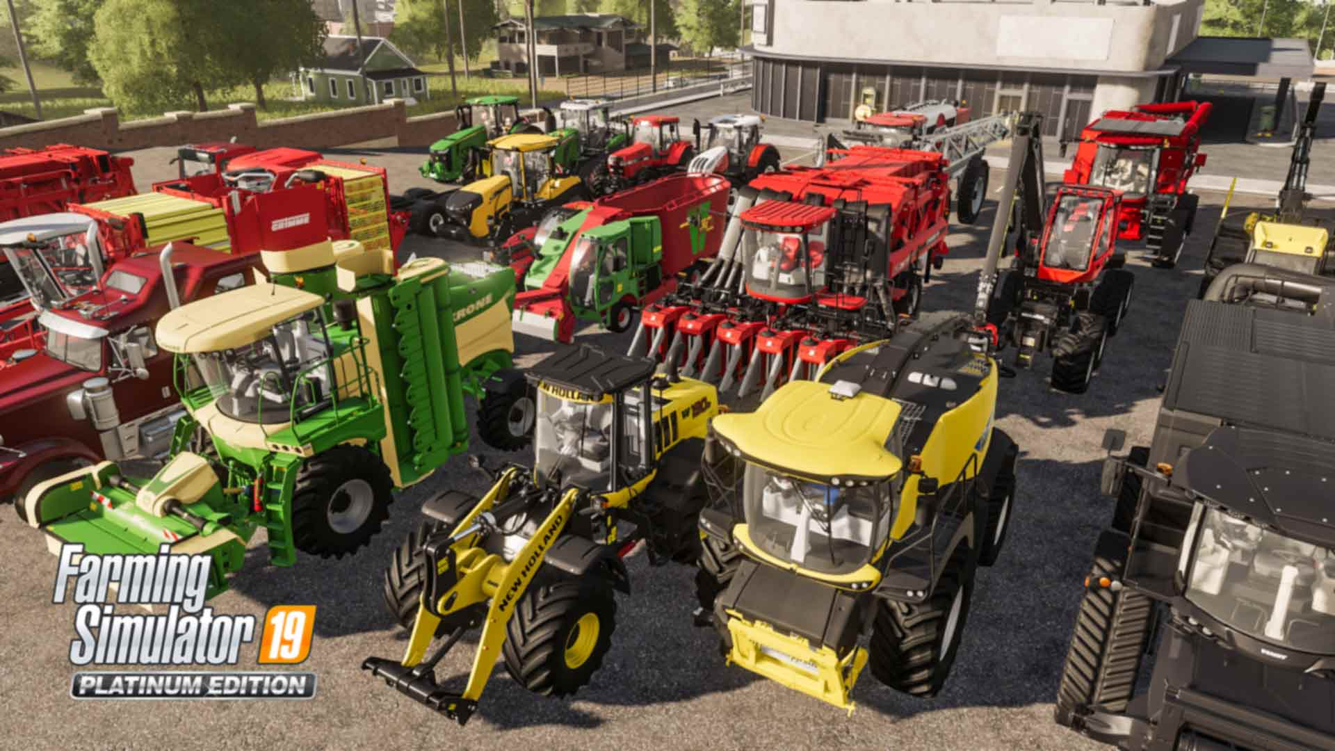 Farming Simulator 19 Platinum Edition - Screenshot 3