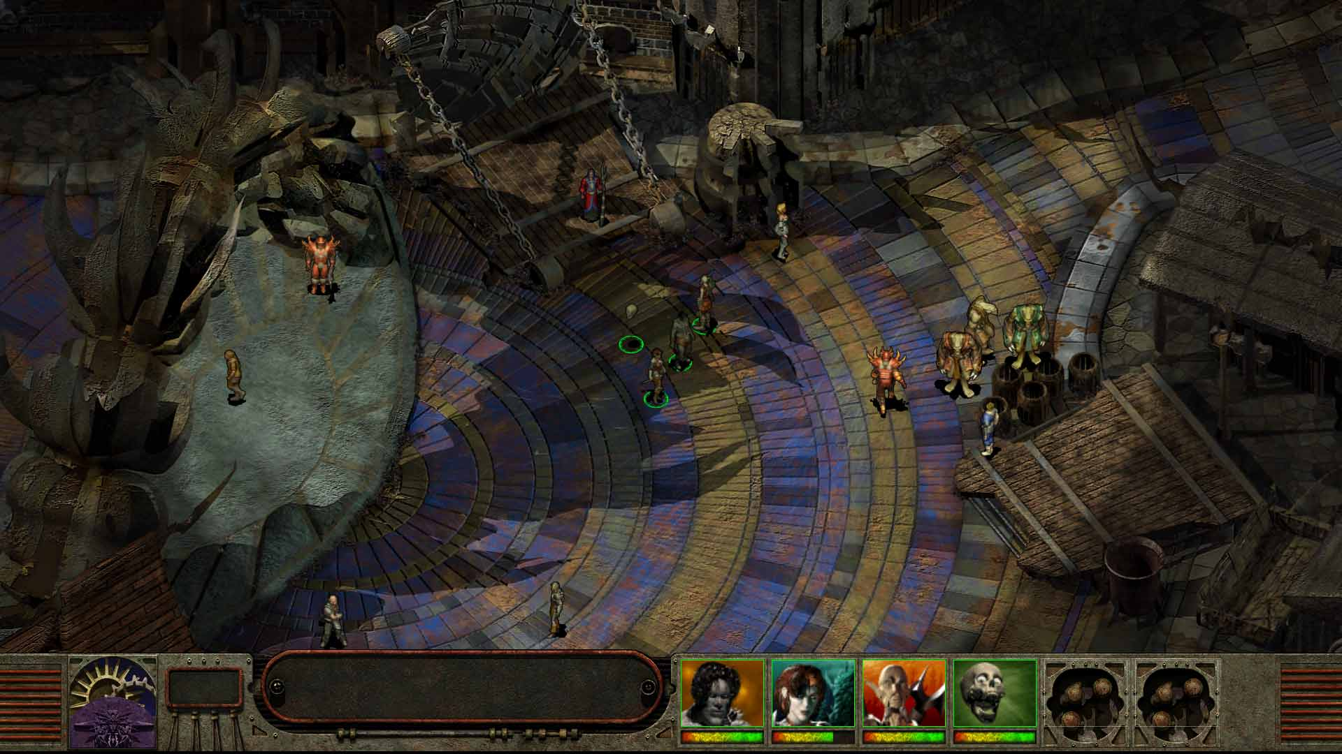 Planescape: Torment & Icewind Dale Enhanced Edition - Screenshot 7