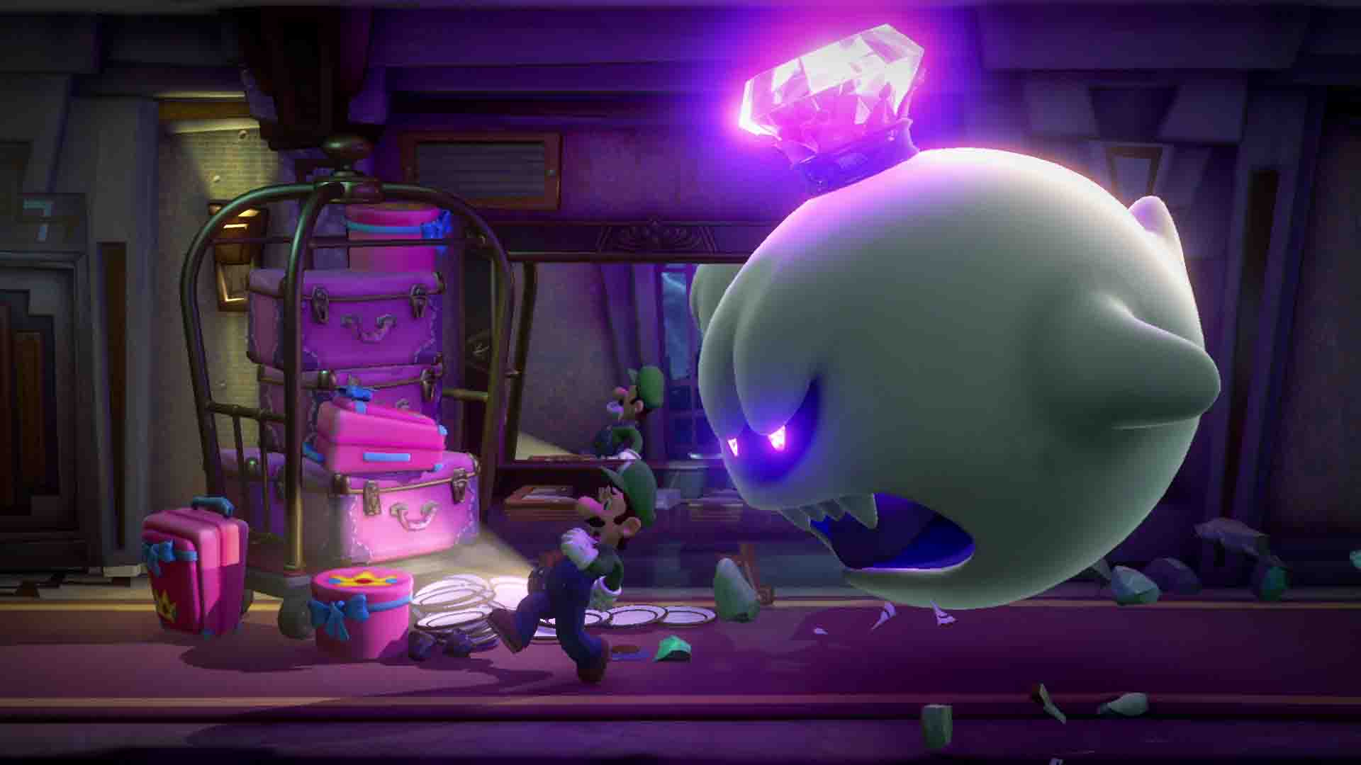 Luigi's Mansion 3 - Screenshot 3