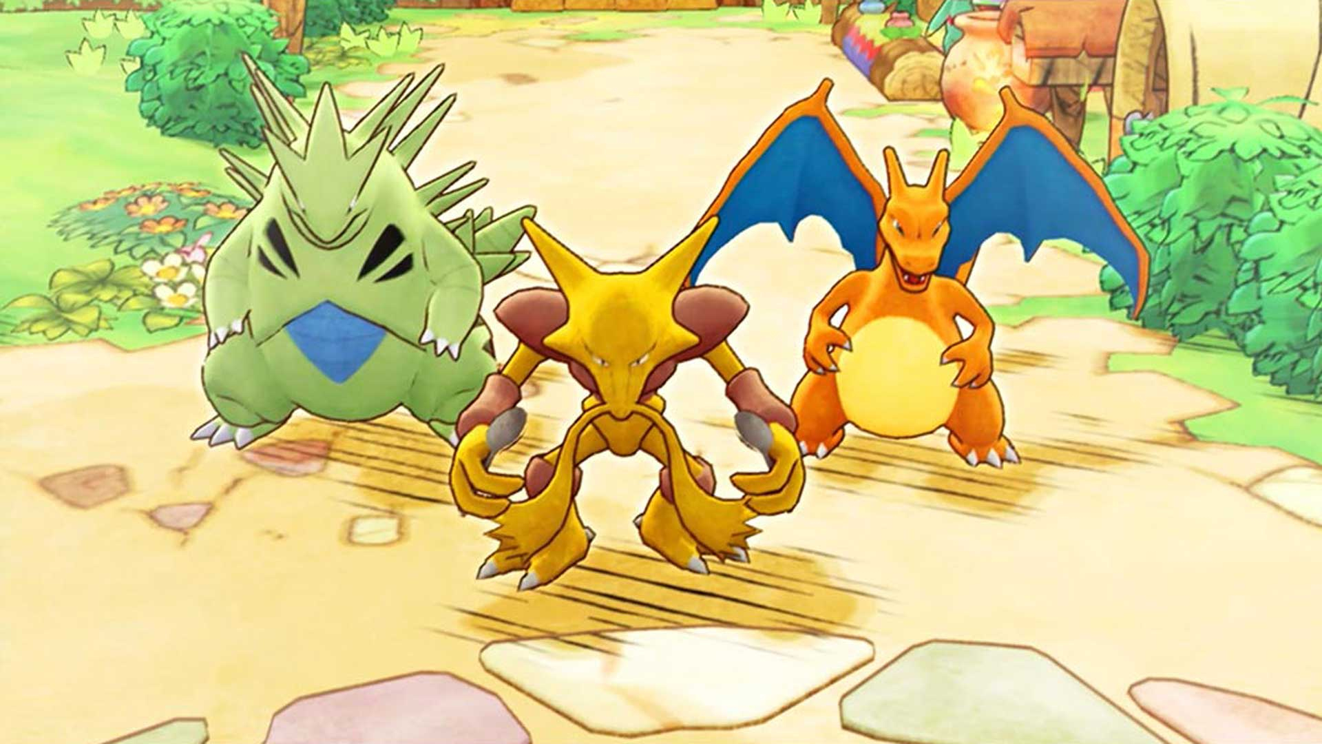 Pokemon Mystery Dungeon Rescue Team DX - Screenshot 5