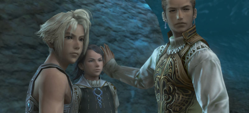 Final Fantasy XII: The Zodiac Age - Screenshot 1