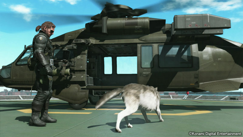 Metal Gear Solid V: The Phantom Pain - Screenshot 3