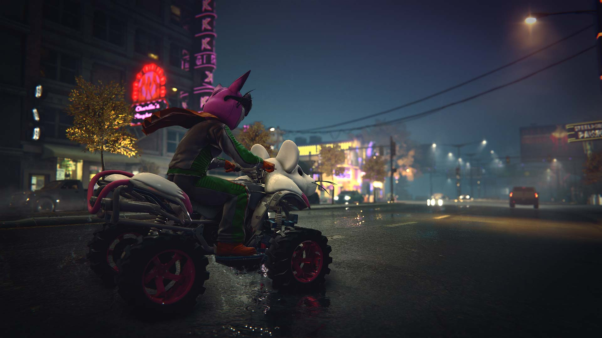 Saints Row the Third Remastered - Screenshot 3