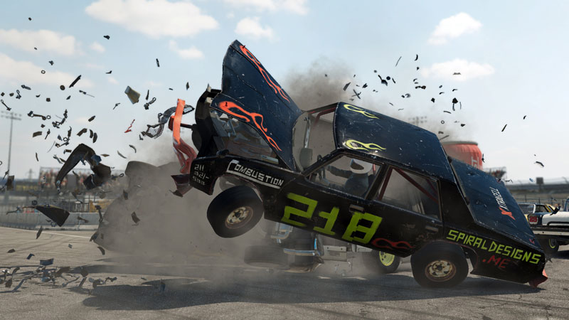 Wreckfest - Screenshot 7