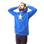 Marvel - Captain America Shield Hoodie - XXL - Screenshot 4