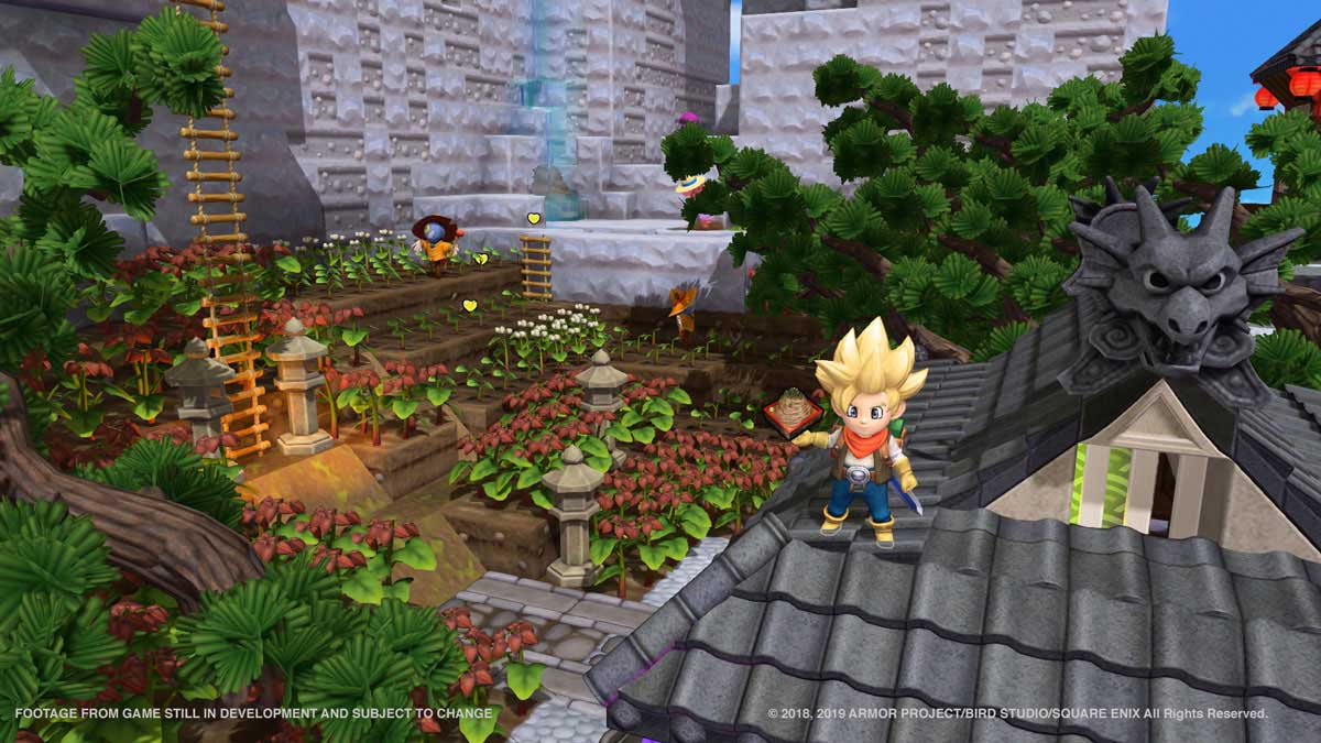 Dragon Quest Builders 2 - Screenshot 33