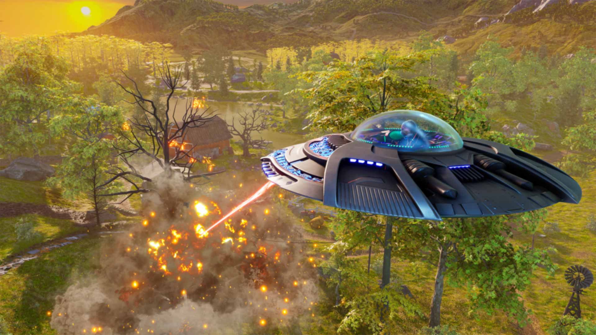 Destroy All Humans! - Screenshot 6
