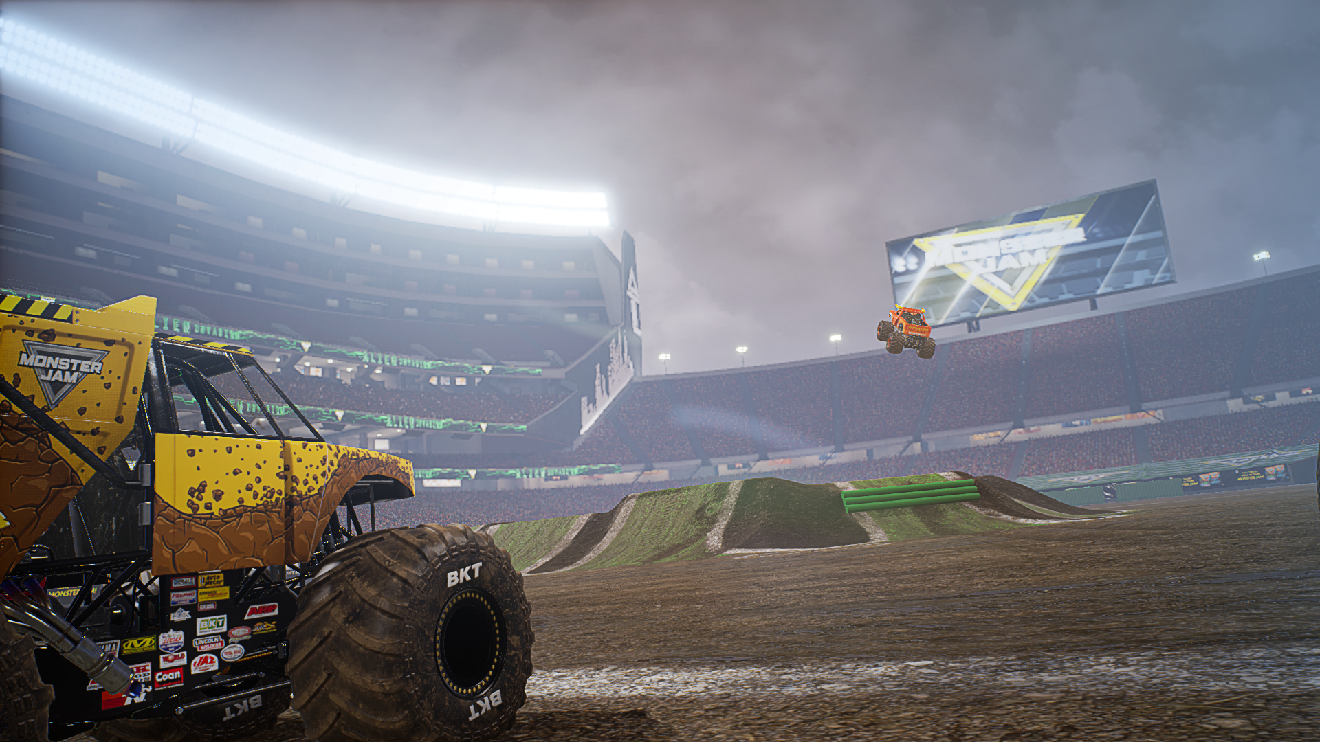 Monster Jam: Steel Titan - Screenshot 6