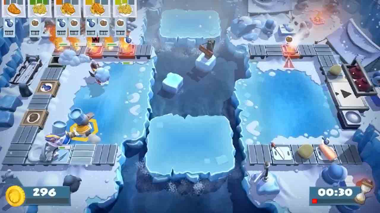 Overcooked All You Can Eat - Screenshot 5