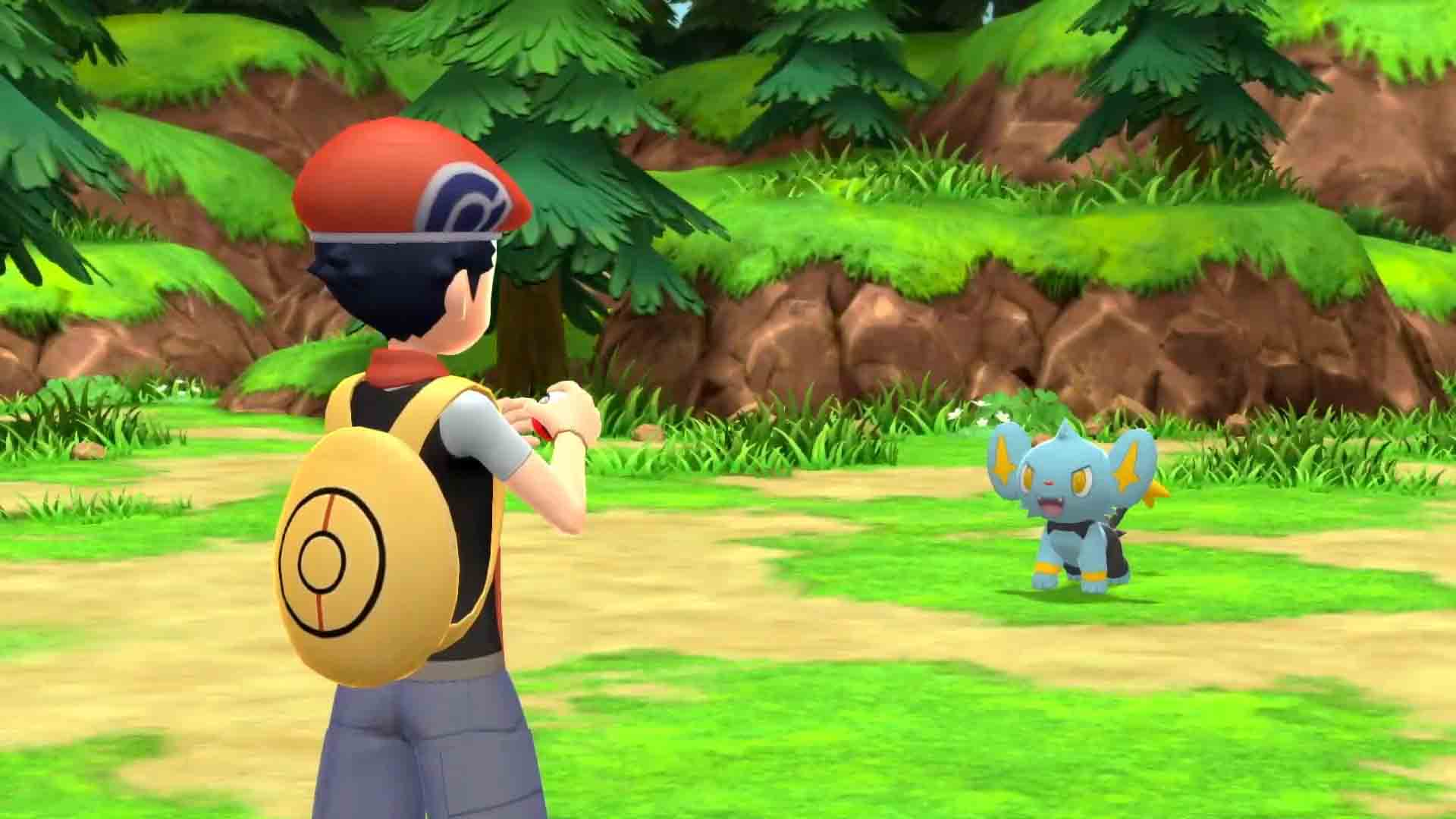 Pokemon Brilliant Diamond - Screenshot 1