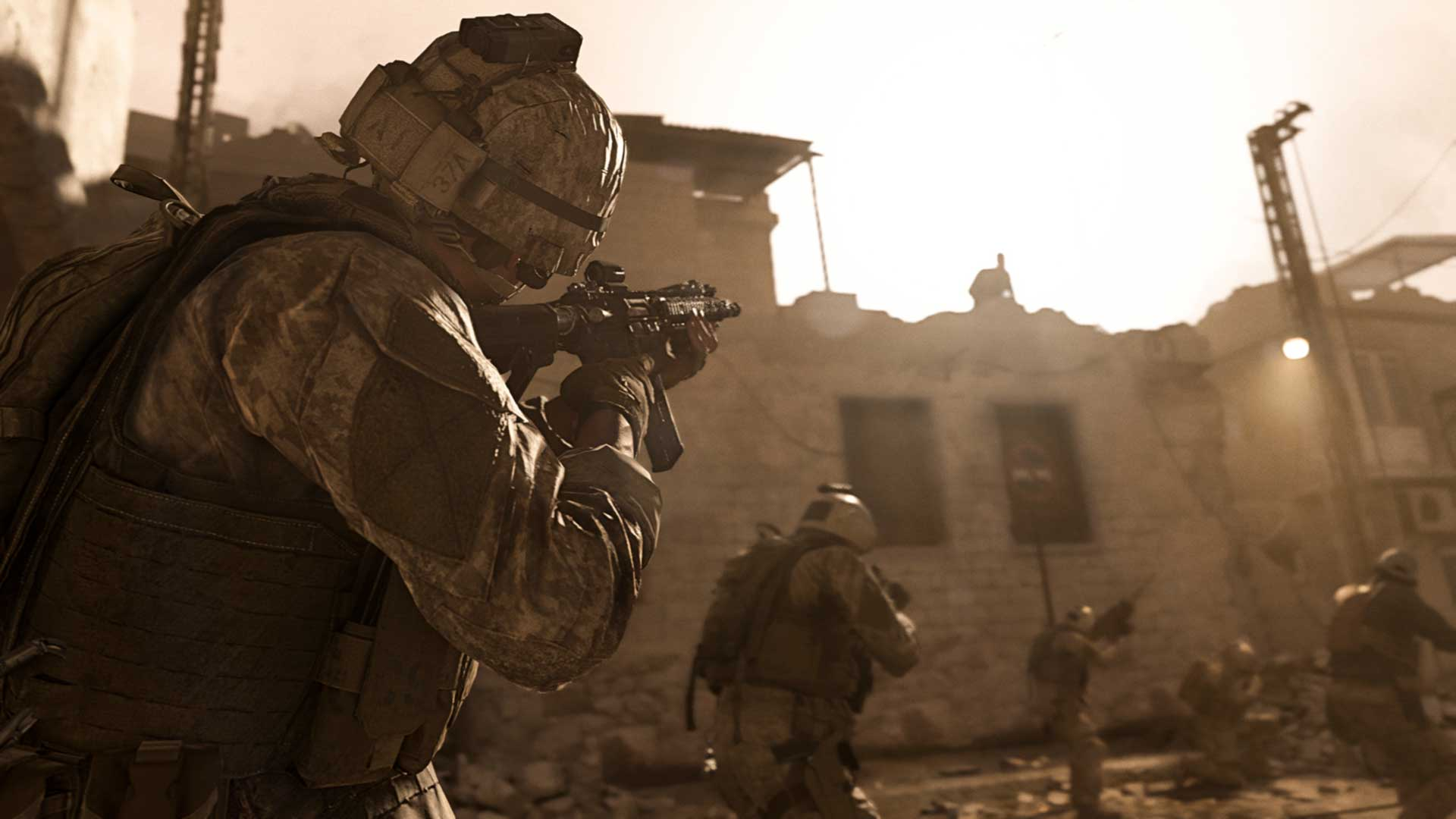 Call of Duty Modern Warfare - Screenshot 1