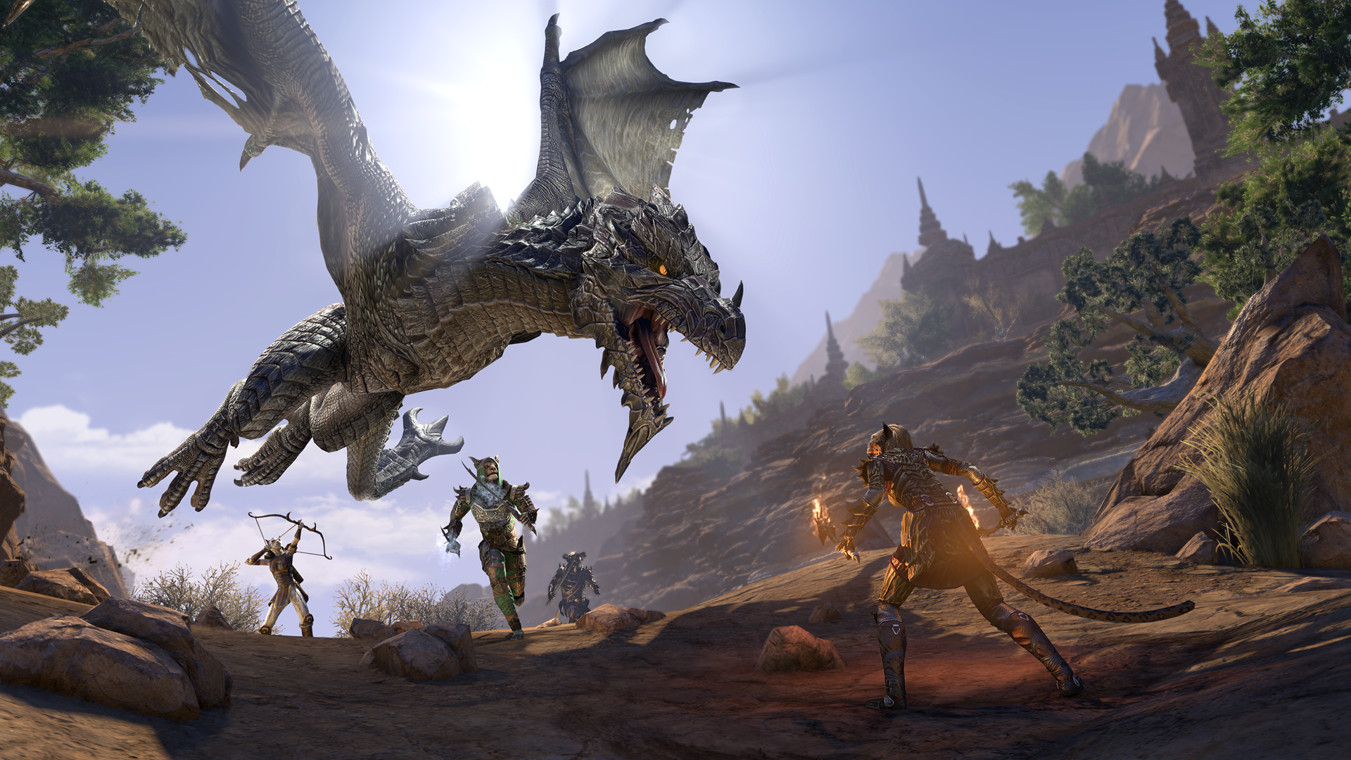 The Elder Scrolls Online: Elsweyr - Screenshot 2