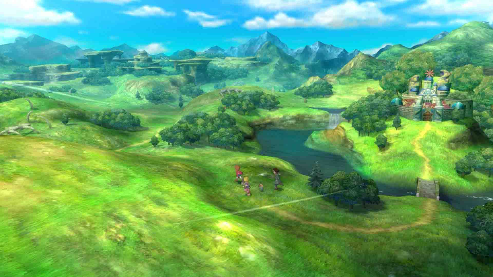 Ni No Kuni: Wrath of the White Witch - Screenshot 3