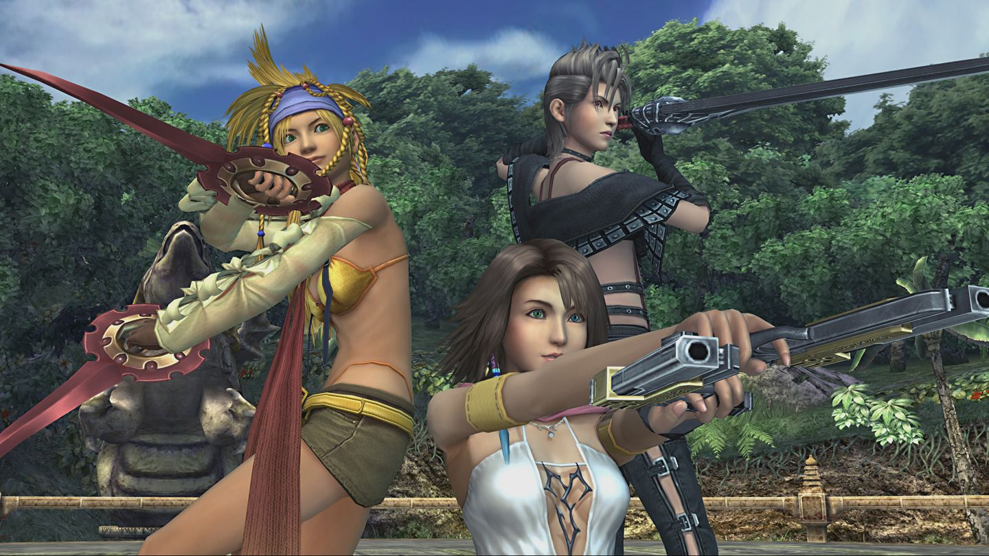 Final Fantasy X / X-2 HD Remaster - Screenshot 2