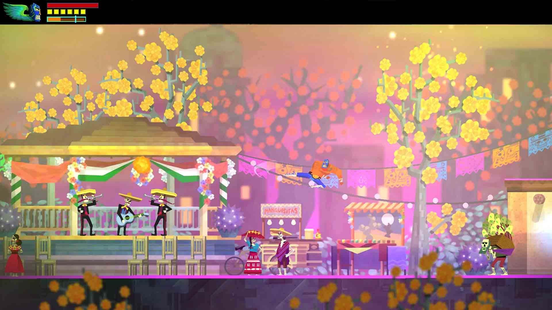 Guacamelee! One-Two Punch Collection - Screenshot 7