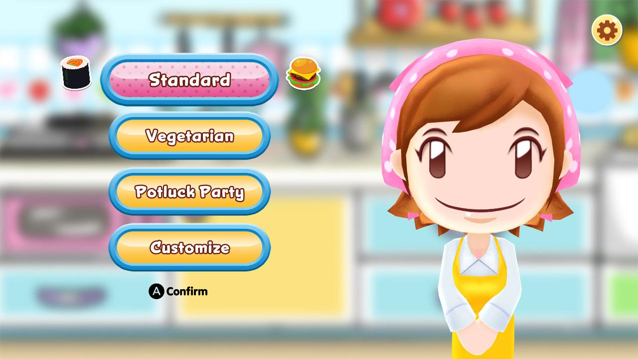 Cooking Mama: Cookstar - Screenshot 3
