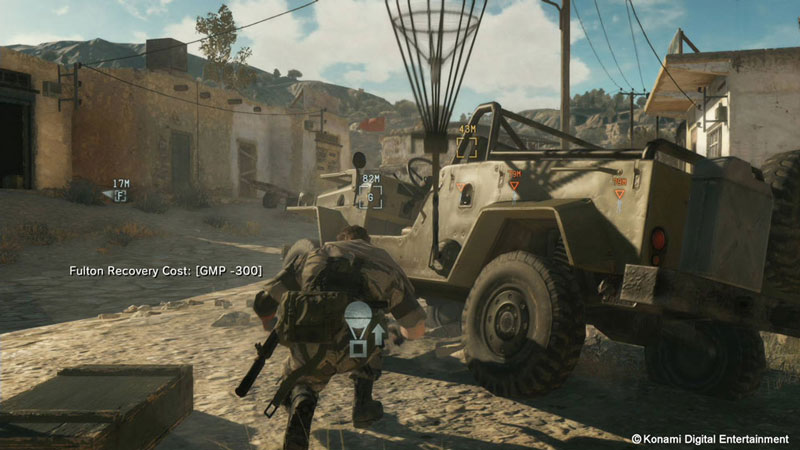 Metal Gear Solid V: The Phantom Pain - Screenshot 2