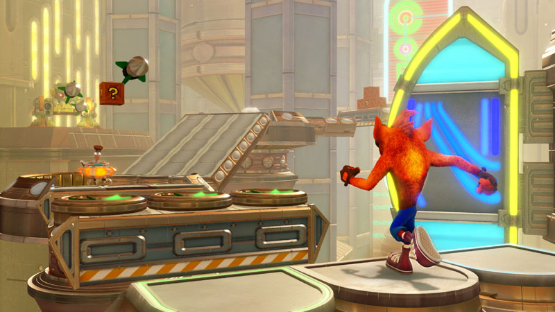 Crash Bandicoot: N-Sane Trilogy Golden TOTAKU™ Edition - Screenshot 10