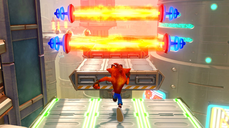 Crash Bandicoot: N-Sane Trilogy Golden TOTAKU™ Edition - Screenshot 12