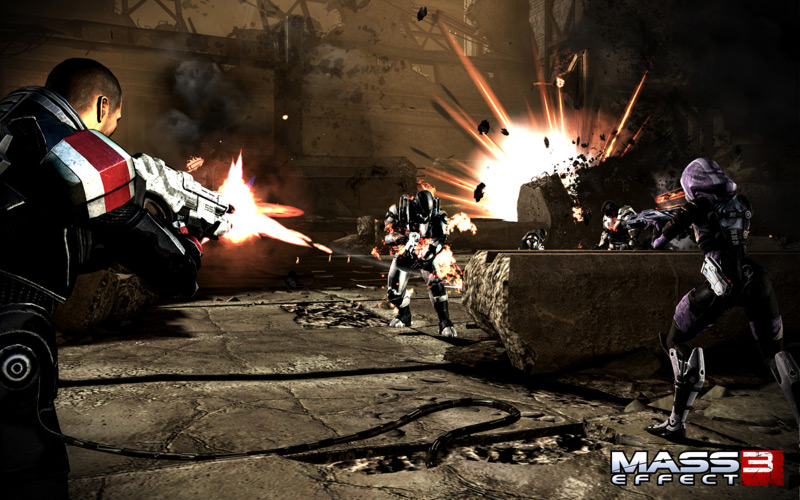 Mass Effect 3 Special Edition - Screenshot 4