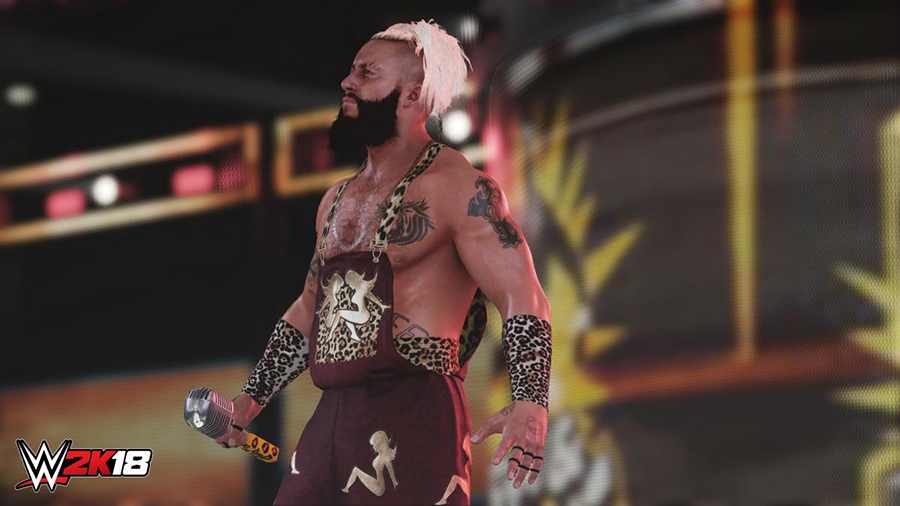 WWE 2K18 - Screenshot 6